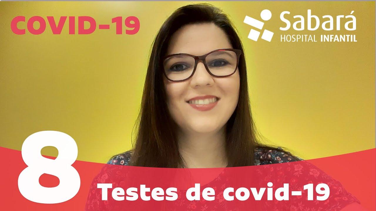 Quais os tipos e como funcionam os exames de covid-19? | Clarice Camargo | Medicina do Cuidado T02