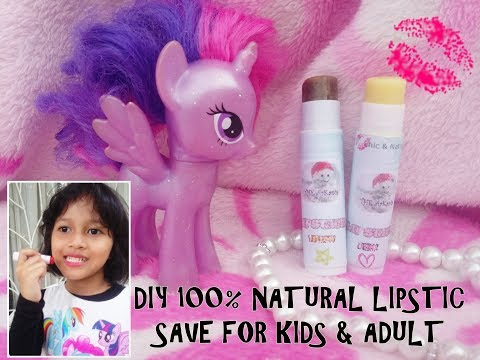 cara-gampang-bikin-lipstik-100%-alami/-diy-100%-natural-lipstick-no-crayon-n-chemical