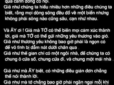 tang mi ngo ay oi Ngo~ quang ha ft khac viet