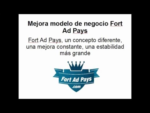Novedades Fort Ad Pays 6 de Abril