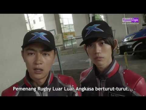 Ultraman X Ep 9 Sub Indo HD