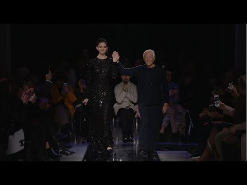 Giorgio Armani FW 19-20 Women's and Men's Fashion Show Video