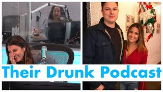 Ryan Reacts to Sisanie's Drunk Podcast with her Hubby | On Air With Ryan Seacrest