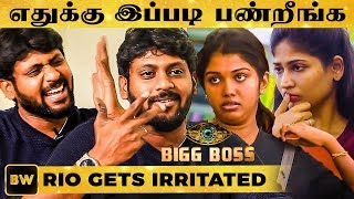 FAKE BIGG BOSS Contestants - Vijay TV Rio gets Irritated! | GND 1