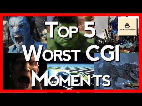 What Are The Top 5 Worst CGI Moments In Film?