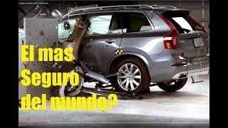 EL AUTO MAS SEGURO DEL MUNDO?
