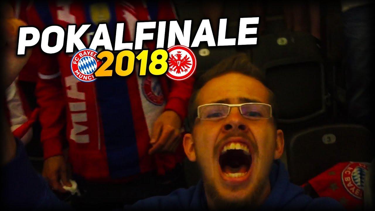 DFB Pokalfinale 2018 - FC Bayern vs. Eintracht Frankfurt ...
