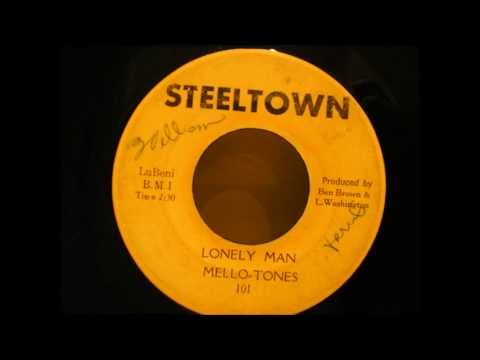 mello tones lonely man steeltown