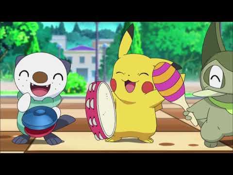 Pokemon: Happy Birthday to You!