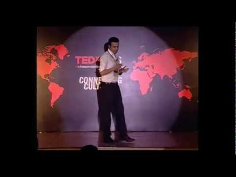 Traveling outside my comfort zone: Daniel Vera at TEDxBMS