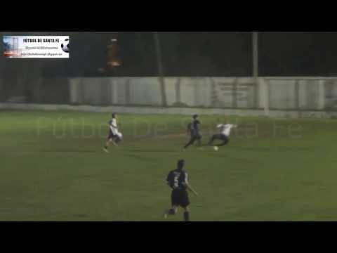 La Salle campeón absoluto Senior 2013 gol de Cicarelli 2 a 0 La Salle