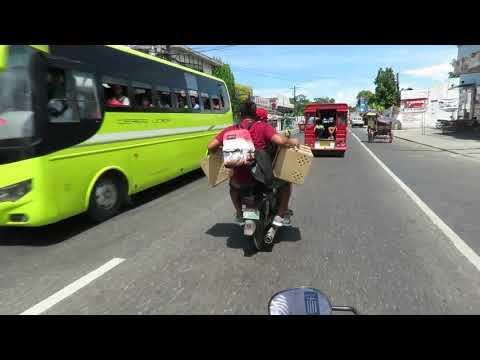 Traveling Sibulan to Dumaguete, Philippines