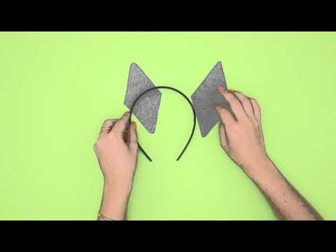 How to DIY Cat Ears