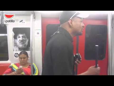 Talento en el Metro de Caracas