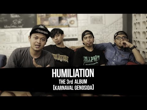 [INDIE] Humiliation - The 3rd Album [KARNAVAL GENOSIDA]
