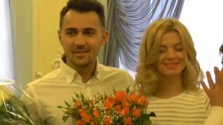 Теле-теле тесто - жених и невеста!