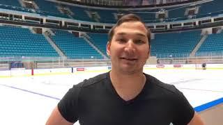 """Дамир Рыспаев ответил выскочке Артёму Фуксу: """"Я и не с такими бойцами выходил! Поднимайся в КХЛ!"""""""