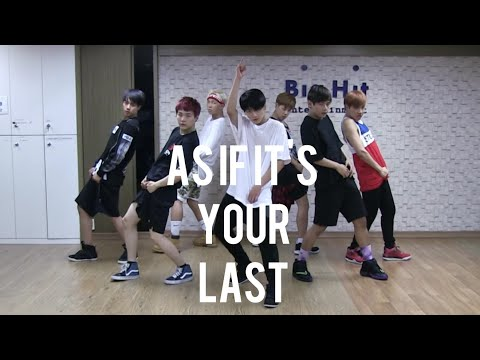 BTS X BLACKPINK | As If It's Your Last