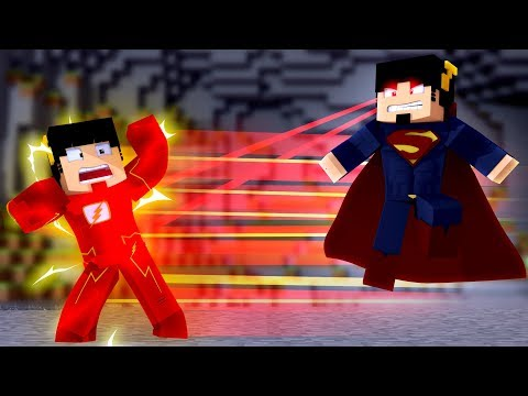 Minecraft: ORESPAWN - FLASH OU SUPERMAN Ep.4 ‹ AMENIC ›