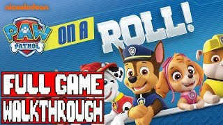 Download Video PAW PATROL ON A ROLL Gameplay Walkthrough Part 1 FULL GAME  No Commentary MP3 3GP MP4