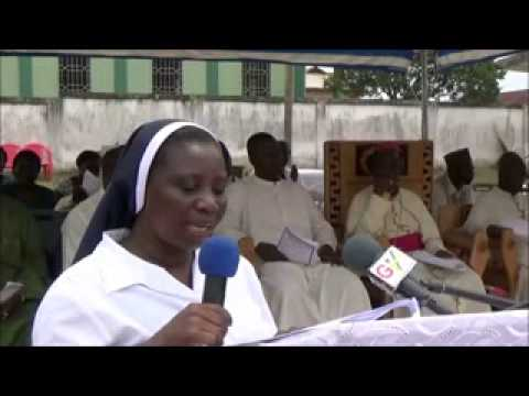 Barima Joins St Michael Hospital to celebrate world day of the sick part 1