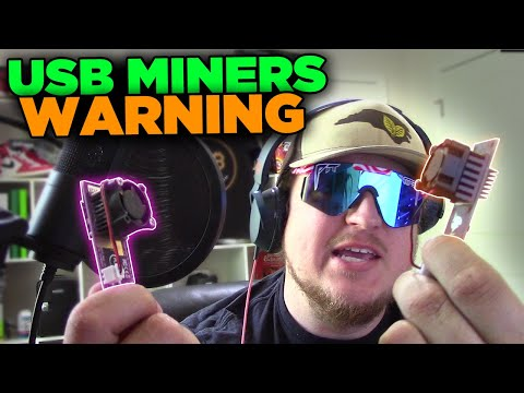 USB Crytpo Miners Moonlander 2021