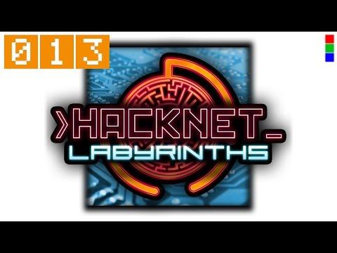 Hacknet Labyrinths Let's Play german #013 ■ Pacific Air ■ Gameplay german