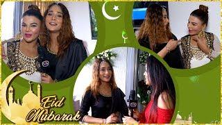 Sara Khan Eid Celebration | Exclusive Interview | Telly Masala