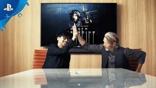 "『DEATH STRANDING』スペシャル対談: Talk Stranding vol.1 ""監督と出演者""  マッツ・ミケルセン"
