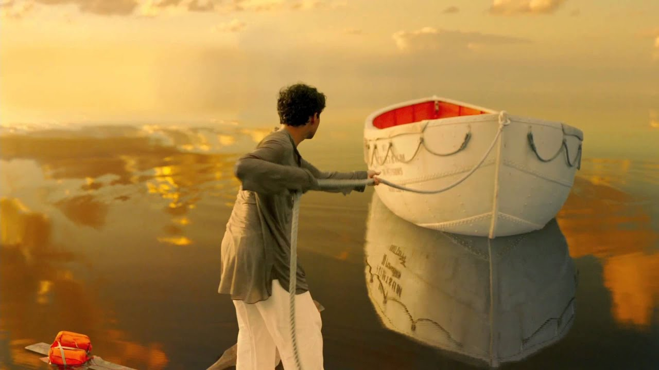 life of pi vs castaway Life of pi is a 2012 american survival drama film based on yann martel's 2001 novel of the same name directed by ang lee, the film's adapted screenplay was written by david magee, and it stars suraj sharma, irrfan khan, rafe spall, tabu hashmi, adil hussain, and gérard depardieu.