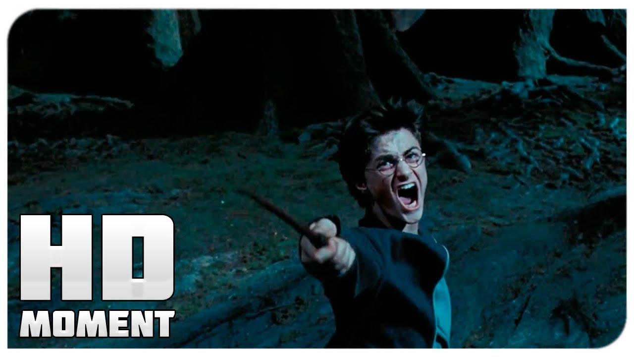 Гарри спасает себя и Сириуса от Дементоров - Гарри Поттер ...