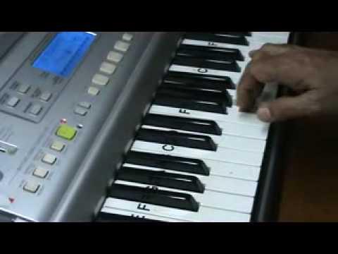 ye mera deewanapan hai... keyboard video by mmv