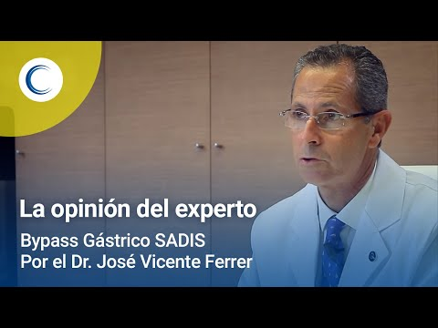 Bypass SADIS. La opinión del experto. Dr. Ferrer. Clinica Obesitas