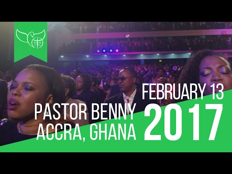Benny Hinn LIVE in Accra, Ghana February 13th, 2017