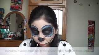 Maquillaje para halloween   catrina Thumbnail