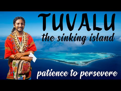 WORLD RECORD TRAVEL STORIES #19 - TUVALU - patience to perse