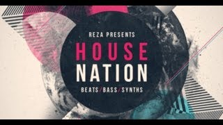 Vintage House Music Samples & Loops - Reza Pres.House Nation Vol.1