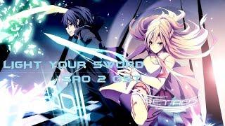 Yuki Kajiura -Light Your Sword [Sword Art Online 2 OST]