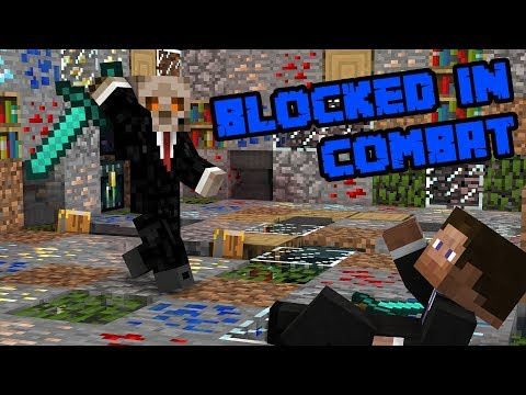 JAG GÖR EN WHIPPIT | Minecraft Blocked In Combat