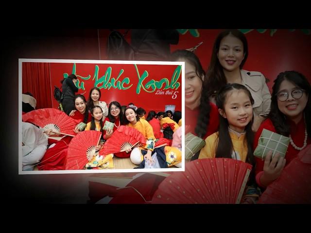 [ABA - LỄ HỘI BÁNH CHƯNG] Vũ Khúc Xanh 5 part 2 - Trường THCS Nguyễn Tri Phương Năm 2019