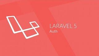 [29.38 MB] Laravel 5.0 (16/24) : Auth
