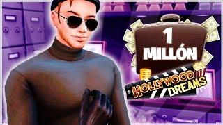 EL SECRETO DE ANDER!! 😱 Sims 4 ¡RUMBO A LA FAMA! #HollywoodDreams — Ep 9