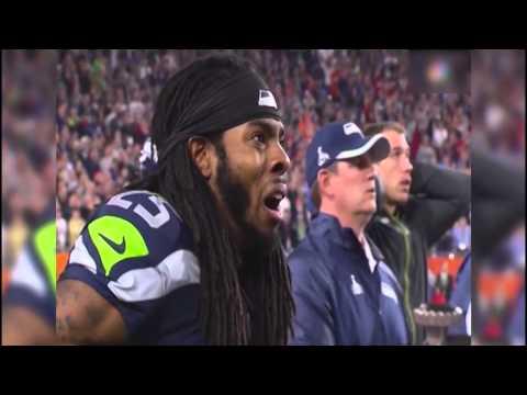 Richard Sherman CRYING! (Super Bowl XLIX)