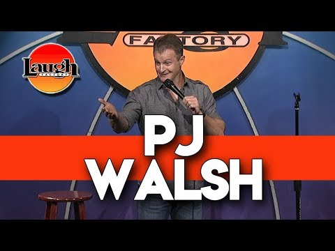 PJ Walsh | Women are Amazing | Stand-Up Comedy
