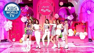 APINK - Hug Me(안아줘요), %%(응응) [Music Bank Come Back / 2019.01.11]