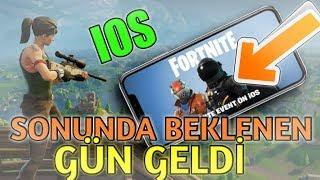 Fortnite Mobile Sonunda Çıktı ! - Mobile Battle Royale Download ! - Ios İçin İndir - Türkiye