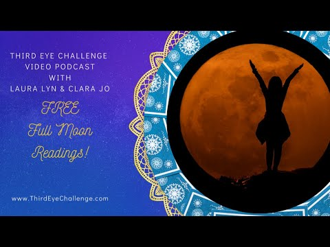Episode 101 – Free Full Moon Readings