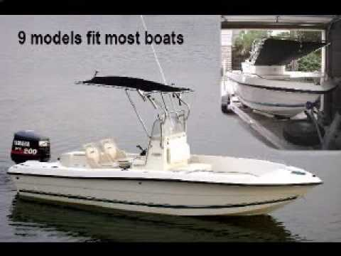 T-Topless™ Folding T-Top by RNR-Marine™