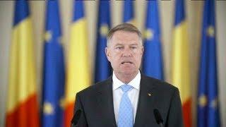 Președintele Klaus Iohannis: Voi convoca referendum pentru 26 mai
