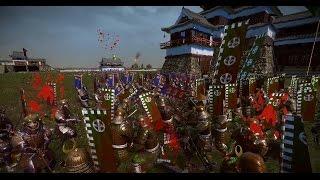 Shogun 2 Total War - Коллективное прохождение =44= Япона мать